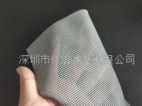 廠家直銷灰色大網孔耐高溫防靜電硅膠墊 仁山科技 90度防滑 防靜電硅膠防滑墊