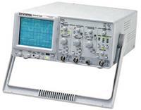 臺灣固緯GOS-6112模擬,100MHz光標直讀式示波器,延遲掃描  GOS-6112
