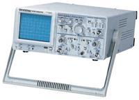臺灣固緯GOS-620FG模擬20MHz 雙蹤示波器,ALT觸發,函數信號產生器  GOS-620FG