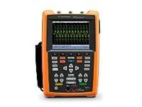 是德科技手持式示波器U1610A,100M帶寬,雙通道高達 1Gsa/s  高達 120Kpts 記錄長度  雙波形縮放  U1610A