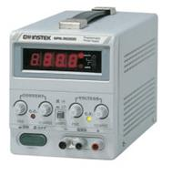 臺灣固緯GPS-3030D線性直流電源,輸出0~30V,0~3A