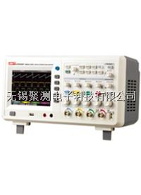 優利德UTD4304C數字示波器,帶寬:300MHz,4通道,內置3位半數字萬用表,通過U盤可進行系統軟件升級 UTD4304C