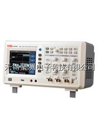 優利德UTD4062C數字示波器,帶寬:60MHz,2通道,2GS/s的實時采樣率,16通道邏輯分析儀,3位半數字萬用表; UTD4062C