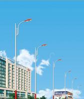 單臂路燈026