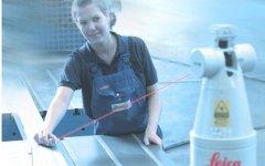 瑞士TESA精密激光跟蹤儀LTD604 Leica激光跟蹤儀