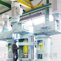 Ekato 用于聚合物方面的反应器搅拌机 - EKATO HWL EKATO HWL Agitator