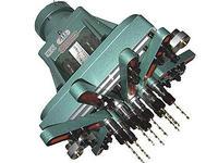 可調式重切削多軸器MWU