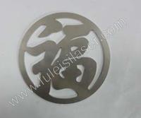 2mm不銹鋼金屬激光切割