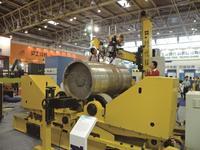 防竄式焊接滾輪架 防竄式焊接滾輪架