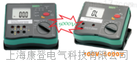 DY5105 數字式絕緣電阻測試儀 DY5105