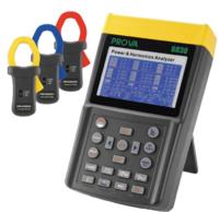 PROVA-6830/+6801 100A电力谐波分析仪