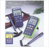 Tes-1365 记忆式温湿度计(RS-232) Tes-1365