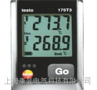 温度记录仪 testo175T3