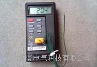 点状热电偶线探头 TES-1310/+TP-K01