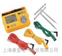 数字接地电阻计 TES-1700