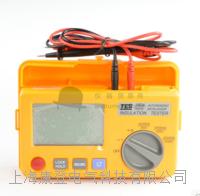 记录式数位绝缘测试仪 TES-1604