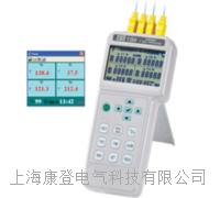 四通道温度计 TES-1384