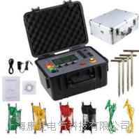 ES3001土壤電阻率接地電阻測試儀( ES3001