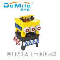 民用工业插座根据客户要求可订制民用插座箱 IP66-* DML-SBOX