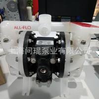 气动泵A025-SPP-SSPE-S70 ALL-FL0塑料泵1/4寸山道橡胶气动隔膜泵