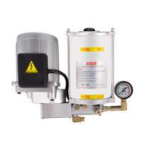 PLC半自動油脂泵