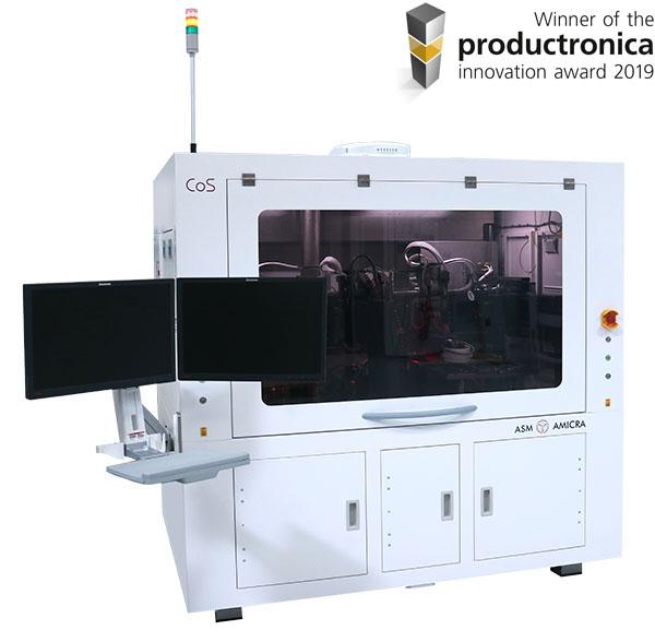 ASM CoS高精度芯片貼片機