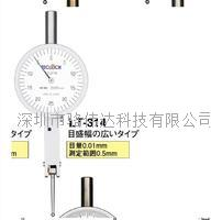 日本TECLOCK得樂杠杆表LT-314