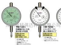 日本TECLOCK得樂千分表TM-1251