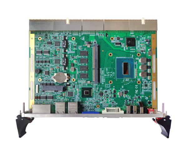 CPCI79C1控制器 數據采集卡