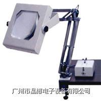 日本OTSUKA大塚帶照明桌面式放大鏡WIDE-4