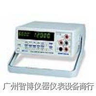 GDM-8135臺式萬用表
