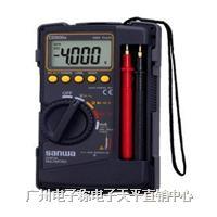 cd800a三和數字萬用表|日本SANWA三和CD-800A萬用表
