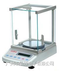 美國西特SETRA電子秤BL500F高精度500g/0.001g千分之一電子天平 BL500F