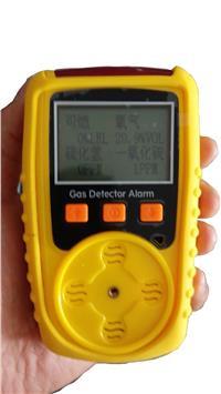 四合一多氣體檢測儀