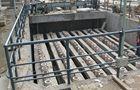 河北某鋼鐵企業水煤氣水處理工程TCP陶瓷過濾管安裝工程