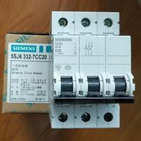 5SJ63西门子小型断路器C32现货3极32A 5SJ6 332-7CC20