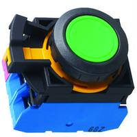 爱德克Idec和泉代理商自动复位按钮开关CW1B端子触点HW-P10R   CW1B-M1P10G
