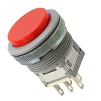 NKK面板密封防水等级IP65开关代理LB-15WG按钮