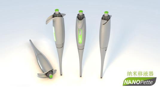 NanoPette纳米移液器