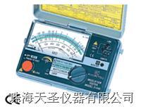 日本共立绝缘电阻计
