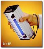 B系列电池操作手持紫外固化灯