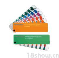 潘通六色色彩指南-铜版纸/胶版纸 PA- 9506    Hexachrome guide-coated/unco