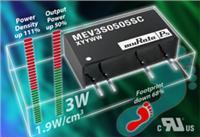 MURATA电源MEV3S1212SC DC/DC 电源模块--圣马电源专业代理进口电源 MEV3S1212SC