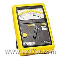 CA6511绝缘电阻测试仪 CA6511