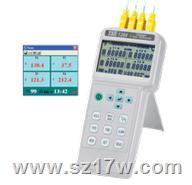 四信道溫度計/記錄器TES-1384 TES-1384