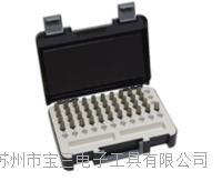 苏州杉本特价日本SK新泻精机钢针规套装AH-0
