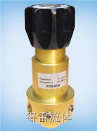 高压大流量减压阀 RPH3
