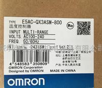 欧姆龙温控器 E5AC-QX3ASM-800 E5AC-RX3ASM-800