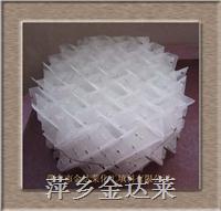 塑料板波纹填料
