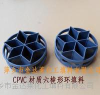塑料六棱环填料